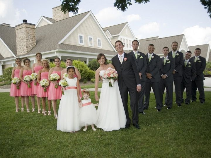 Tmx 1439825950761 Bridal Party Under Tree Phoenixville, PA wedding venue