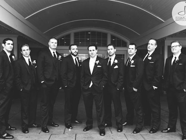 Tmx 1445283076176 Crumlish Bw Groomsman Phoenixville, PA wedding venue
