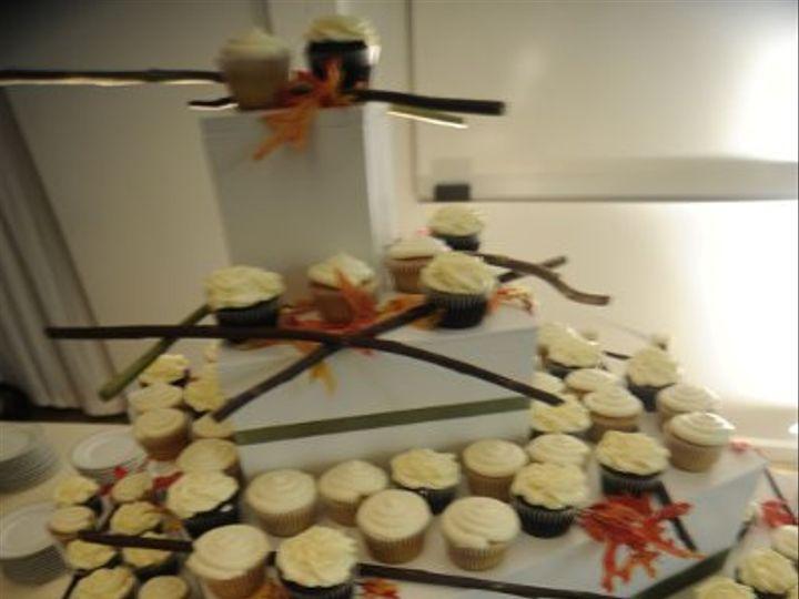 Tmx 1262910141020 CraigSquareTower Seattle wedding cake