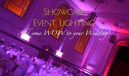 Showcase Event Lighting