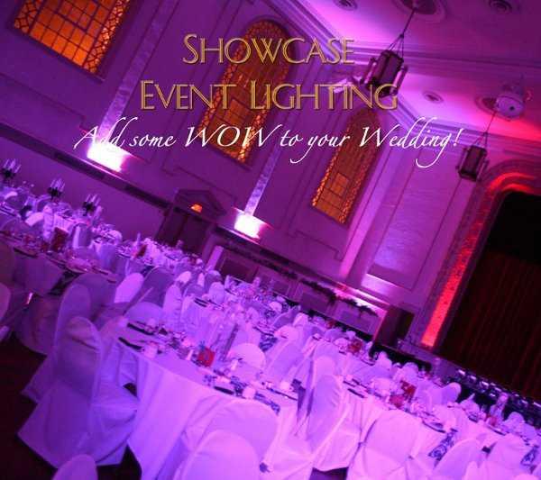 Showcase Event Lighting