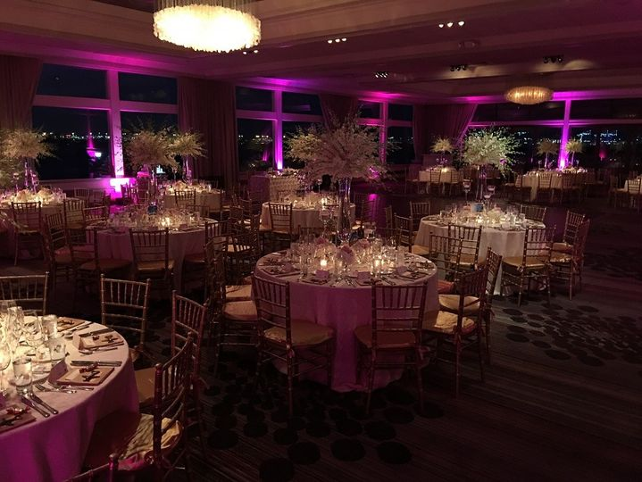 After ceremony party venue