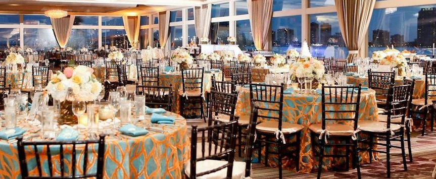 Rusty Pelican Venue Key Biscayne Fl Weddingwire