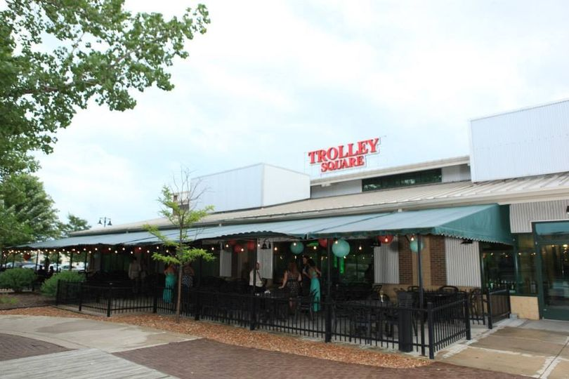The Trolley Square