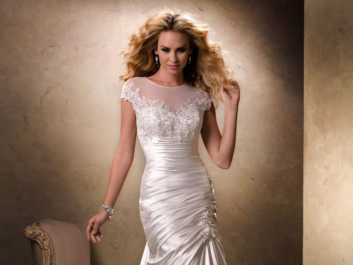 Tmx 1393116393176 Afton Fron Rancho Cucamonga, CA wedding dress