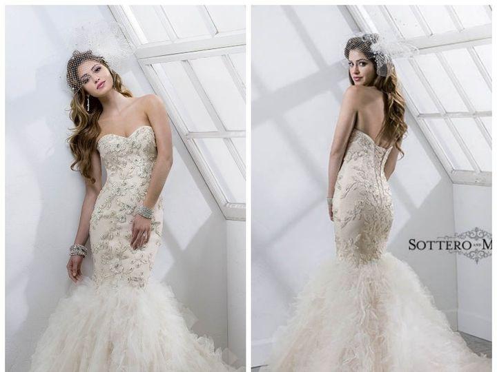 Tmx 1393116653738 Teresa20cc79 Rancho Cucamonga, CA wedding dress