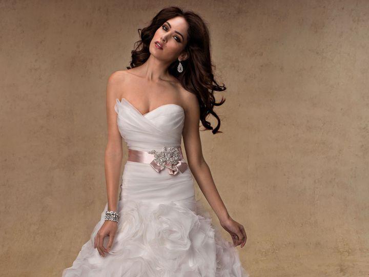 Tmx 1393116682777 Jalissa Fron Rancho Cucamonga, CA wedding dress