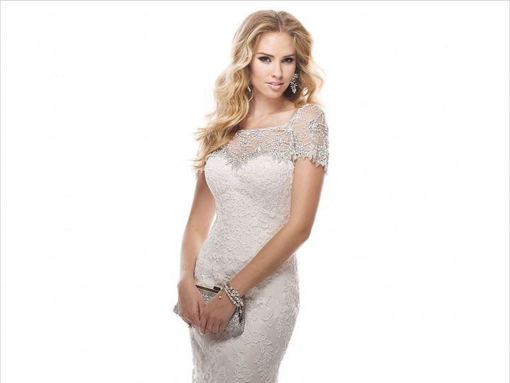 Tmx 1393116734592 Chesney Fron Rancho Cucamonga, CA wedding dress