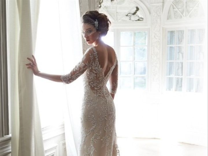 Tmx 1414286996386 5mw113back Rancho Cucamonga, CA wedding dress