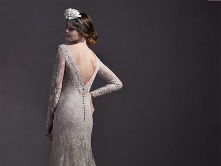 Tmx 1414287008624 5sr043back Rancho Cucamonga, CA wedding dress