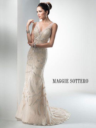 Tmx 1414288188786 3mk782mcfront Rancho Cucamonga, CA wedding dress
