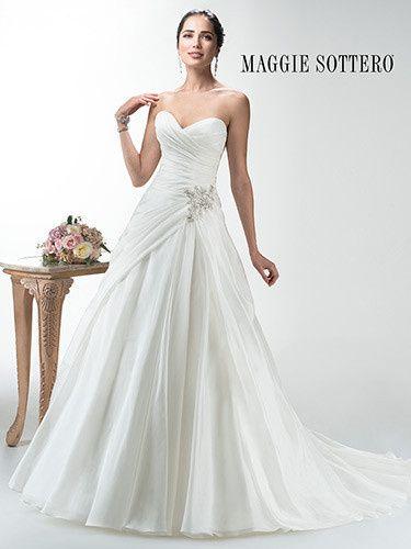 Tmx 1414288196485 4mb949front Rancho Cucamonga, CA wedding dress