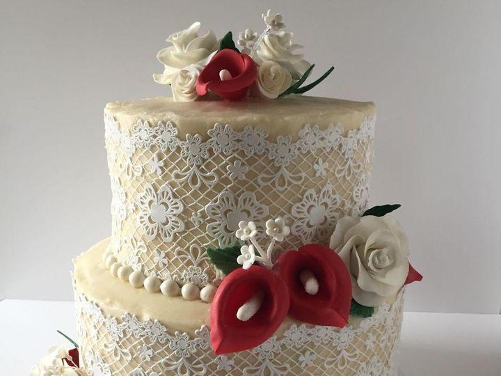 Tmx 1490384949832 Pks Custom Cakes Arroyo Grande, CA wedding cake