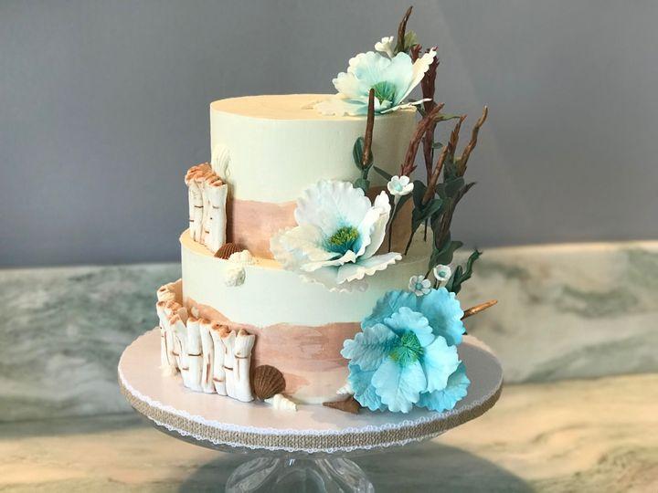 Tmx 1523671901 88a5d4e9ddbdd801 1523671900 Cfd5261611d15143 1523671897666 4 960CBBA4 60C7 4229 Arroyo Grande, CA wedding cake