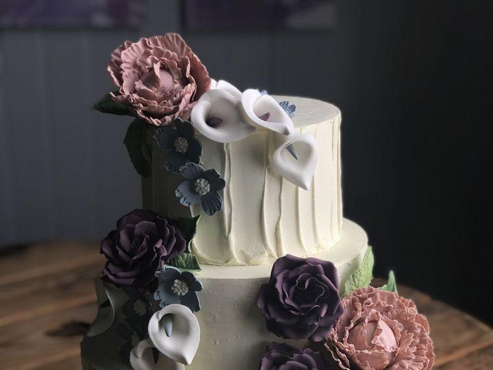 Tmx 1528124250 7e0ac6893e884dfb 1528124245 3231ef94f0a72e82 1528124229175 1 A83ABDD3 0AD3 40D6 Arroyo Grande, CA wedding cake