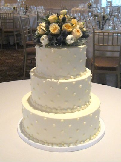Floral toppers