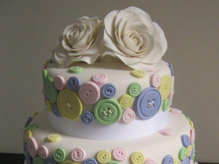 Tmx 1372870903565 Buttons Mamaroneck, New York wedding cake