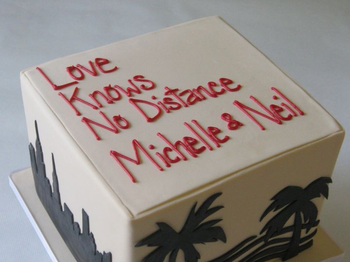 Tmx 1444234595852 Nycmiami Mamaroneck, New York wedding cake