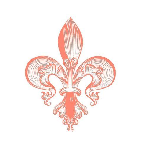15e33885f6ed792a ageless logo fleur de lis wide