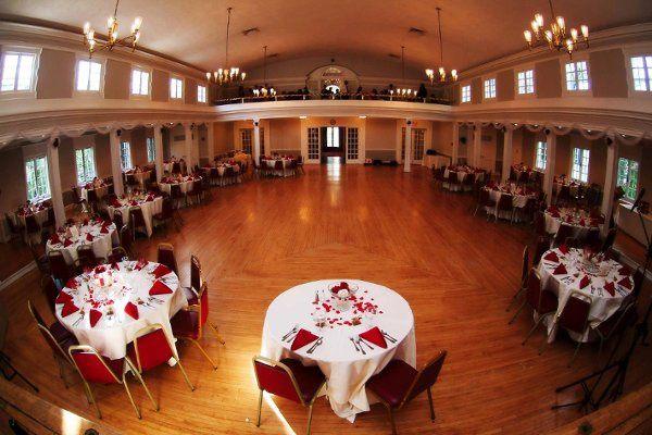 Wedding @ The Glen Ridge Women's Club - Glen Ridge, NJ