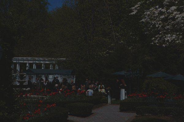 Outdoor Wedding @ The Shadowbrook - Shrewsbury, NJ