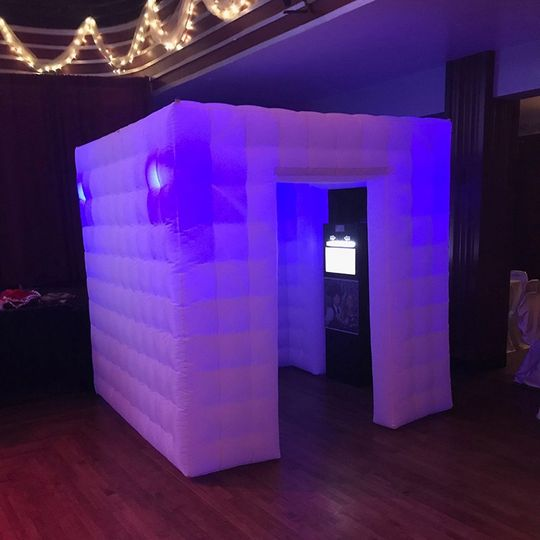 Glow Booth