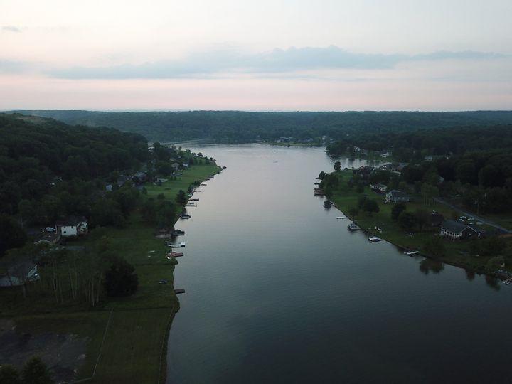 Beautiful Landscape w/ drone