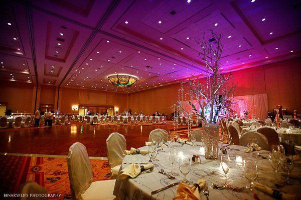 A Hindu Wedding Reception  Photo Credit:  Binary Flips