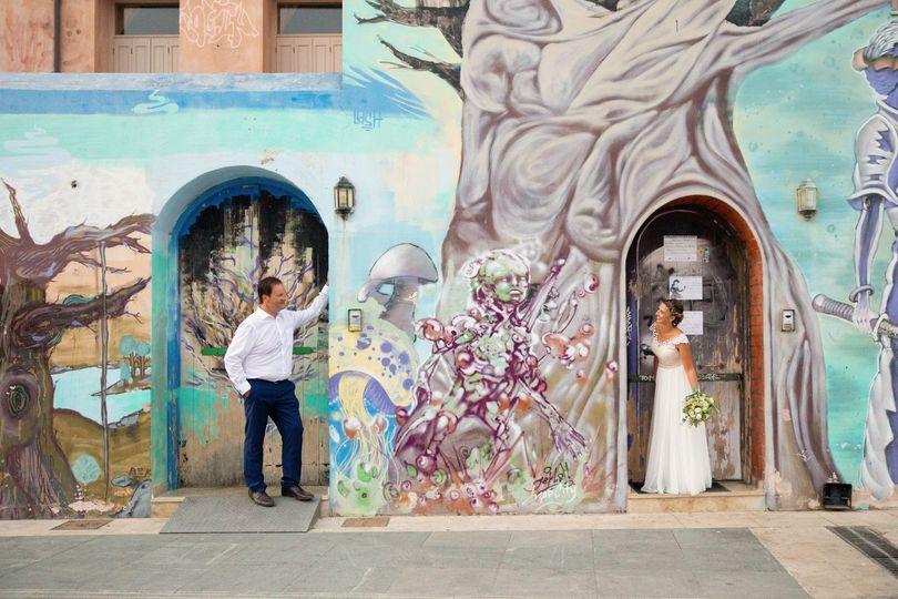 Martina & Peter | Crete