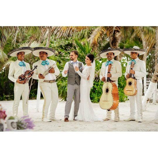 mariachi tulum playa