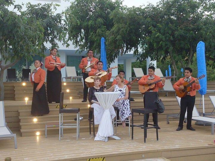 mariachi tulum birthday