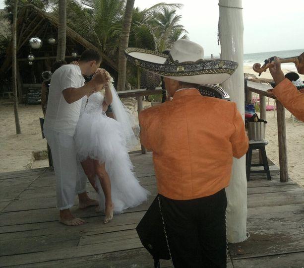 mariachi tulum romantic
