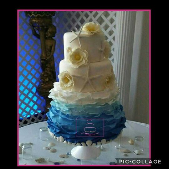 Dulce Detalle Wedding Cake Arlington TX WeddingWire - Wedding Cakes Arlington Tx