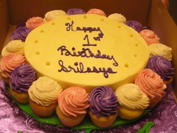 Tmx 1302059702552 Pinktoppseytier036 Burlington wedding cake