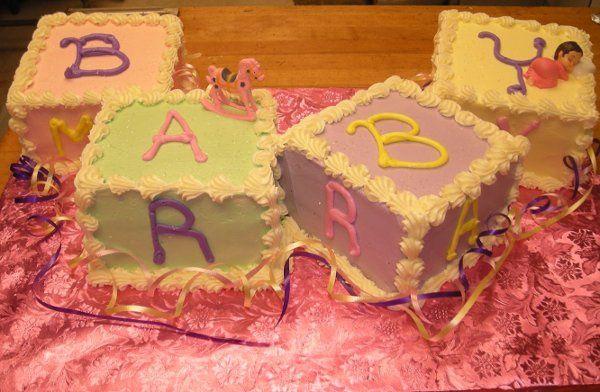 Tmx 1302059763630 Pinktoppseytier034 Burlington wedding cake