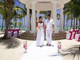 Gazebo Weddings are available at many resorts