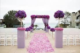 Beautiful weddings on the beach