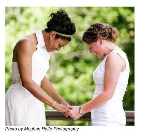 ❤️ Our LGBT destination wedding couples!