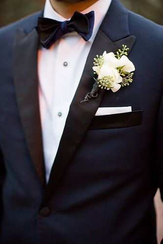 Navy Tux available at Bravo Suit and Tux
