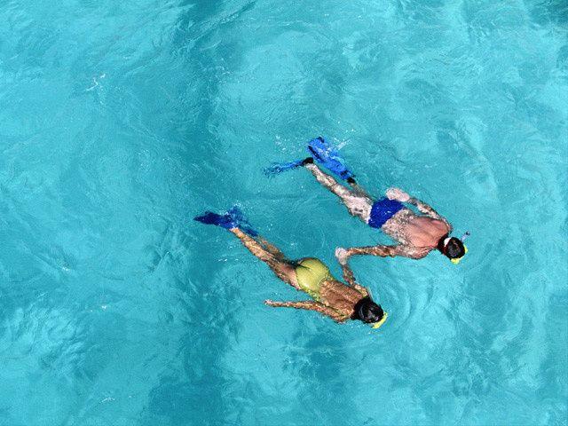 cancun snorkel