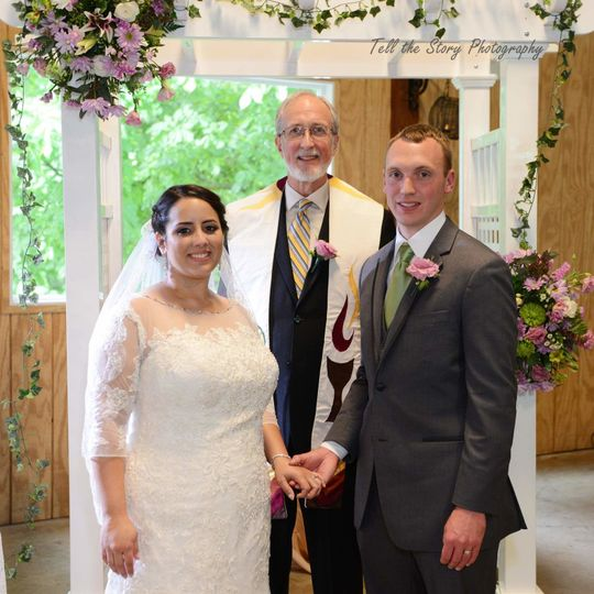 Cross-cultural weddings blend families forever.
