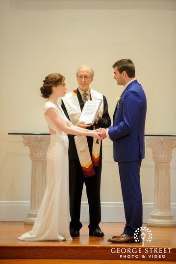 Another lovely ceremony. Venue: Ritz Charles, Carmel, Indiana