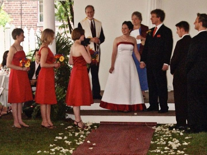 Tmx 1536255144 B444b793b5b00ef0 1536255143 Cb2a4e1c235008ac 1536255143037 1 Anna Chris1 Indianapolis, IN wedding officiant