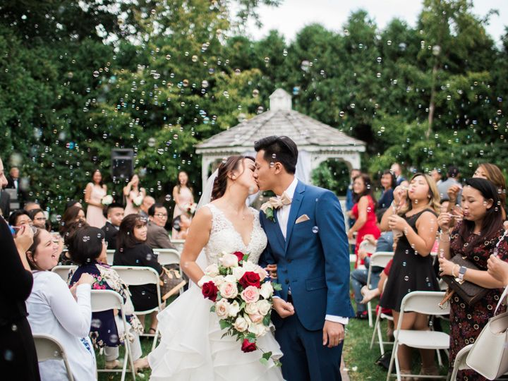 Tmx 1510686591688 Updated Bubbles Ceremony Sterling, MA wedding venue