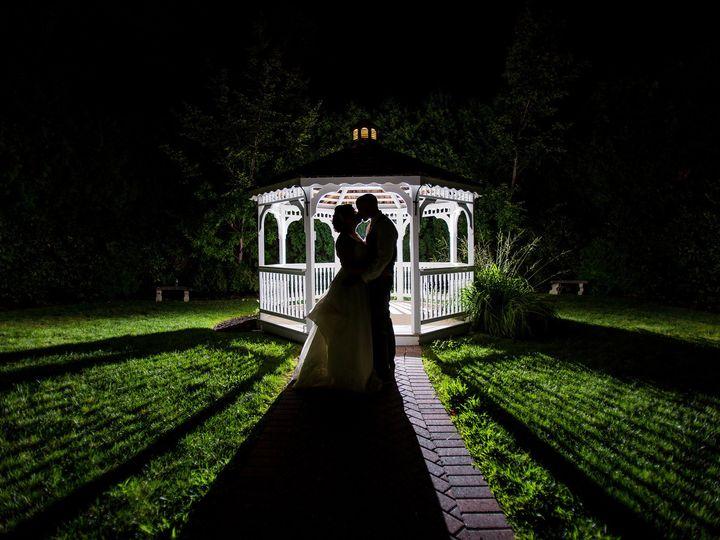 Tmx 1510686675884 Gazebo At Night Updated Sterling, MA wedding venue