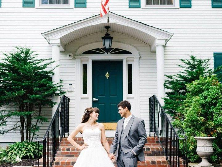 Tmx 1510686803185 Bride  Groom In Front Of Inn Sterling, MA wedding venue