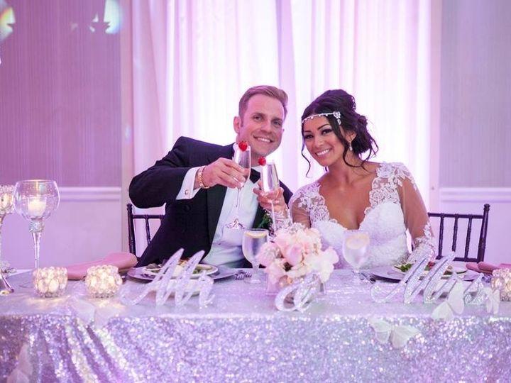 Tmx 1510686811727 Bride  Groom At Sweetheart Table Sterling, MA wedding venue