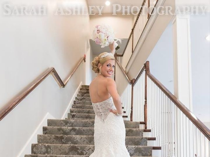 Tmx 1510686835677 Bride On Foyer Staircase Sterling, MA wedding venue
