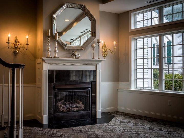 Tmx 1510686842863 Fireplace Foyer Picture Sterling, MA wedding venue