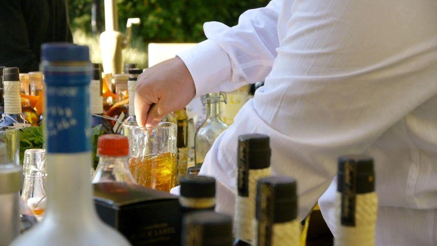 Handmade syrups